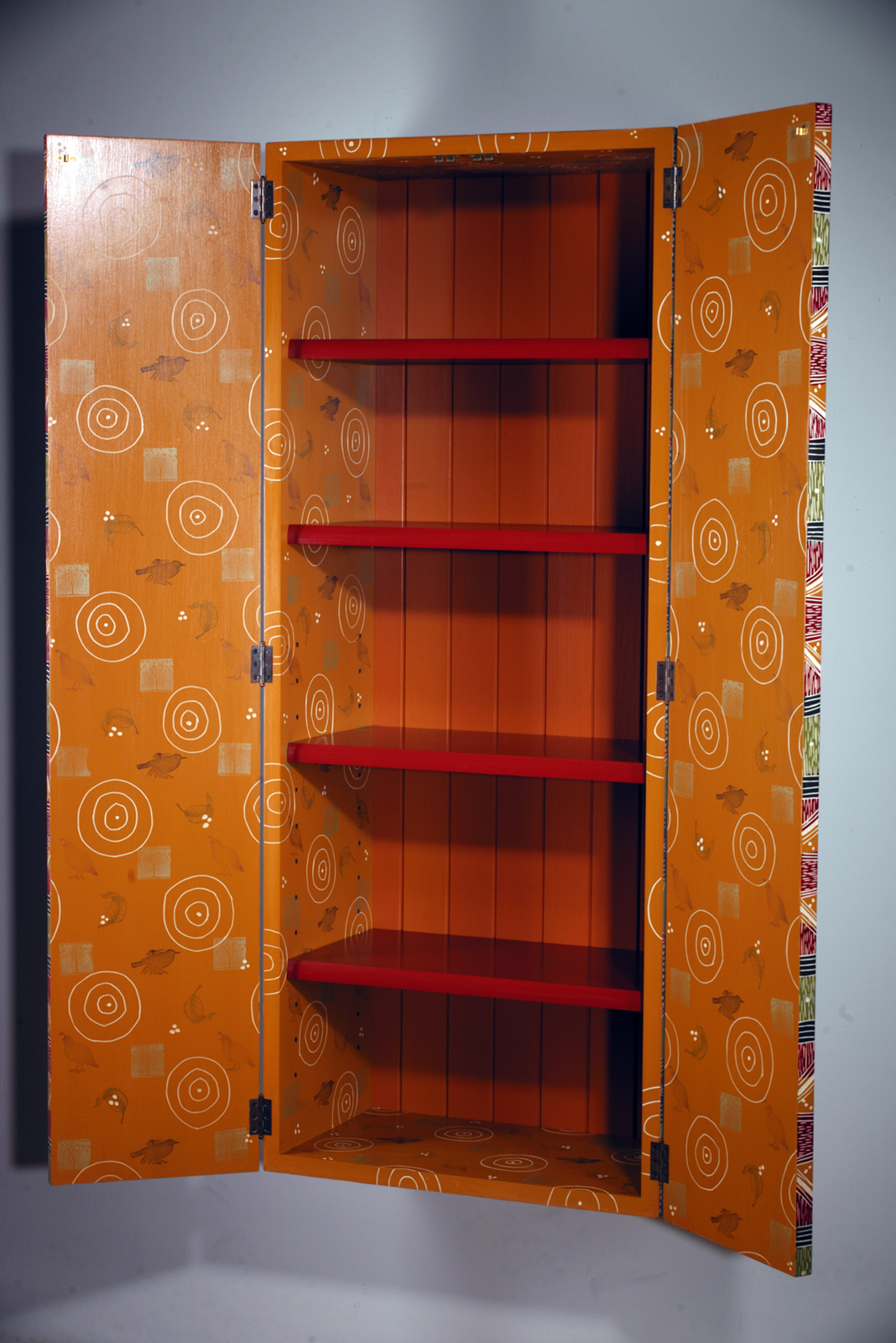 Bobby H Cabinet (inside view)