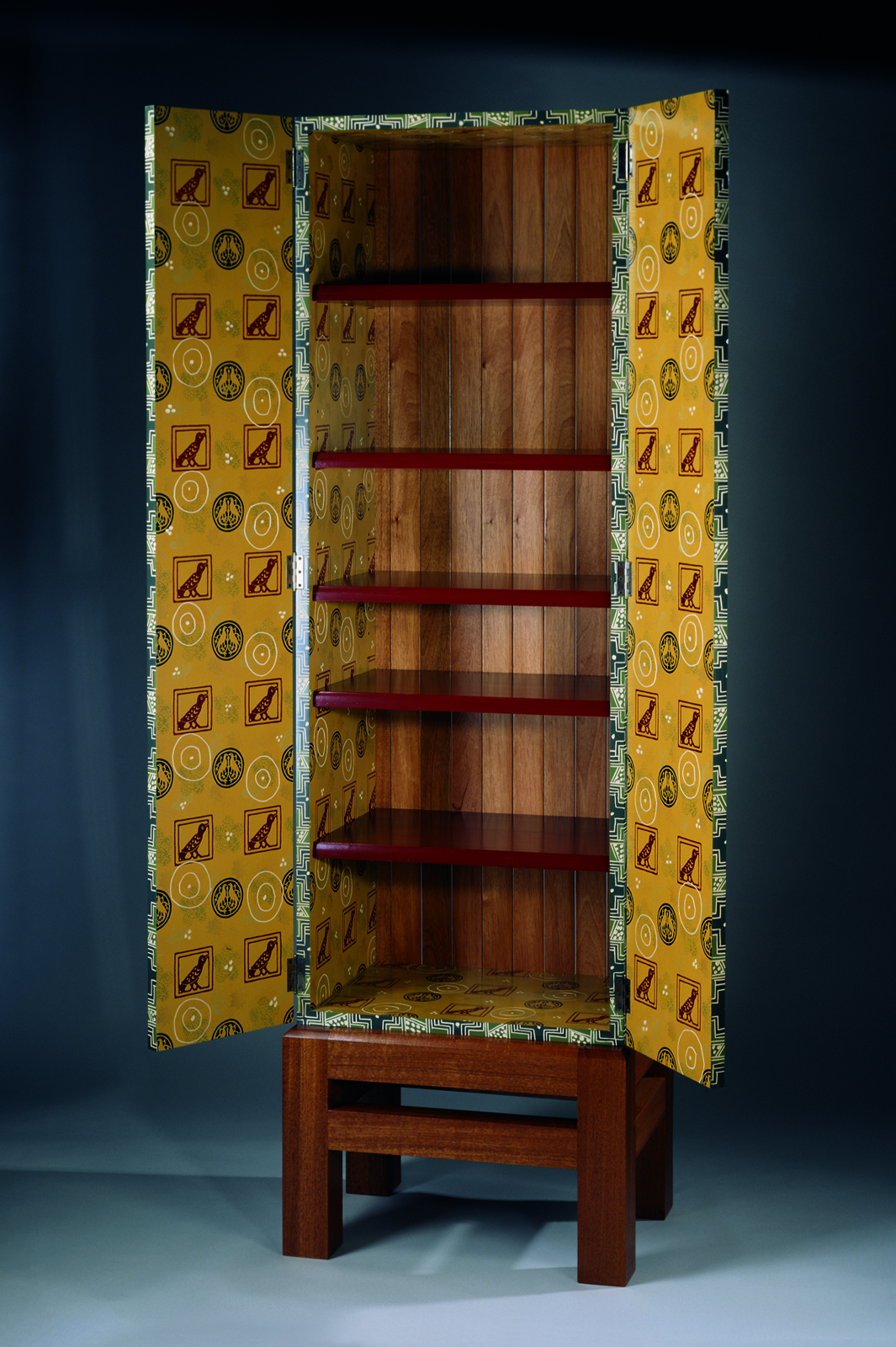 Tall Cabinet (inside view)