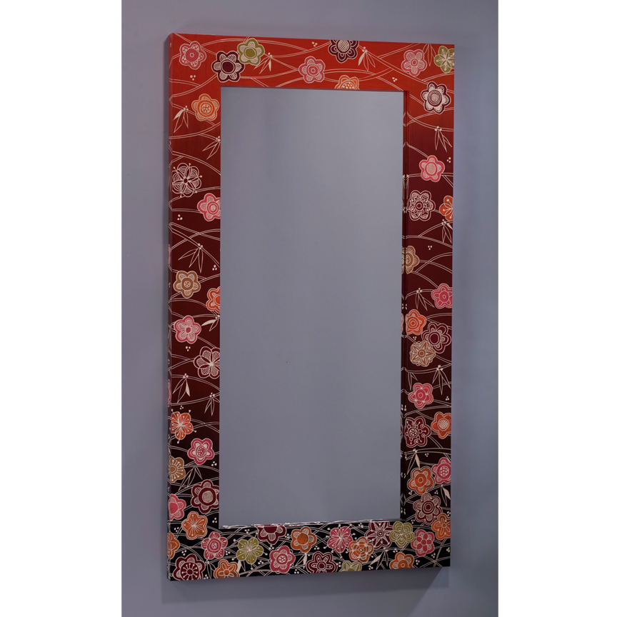 Plum Blossom and Bamboo Mirror