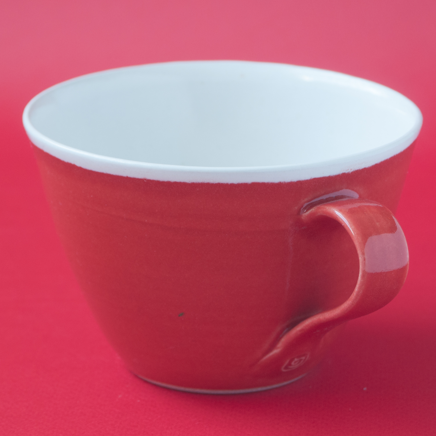 Topsy Jewell pottery cup