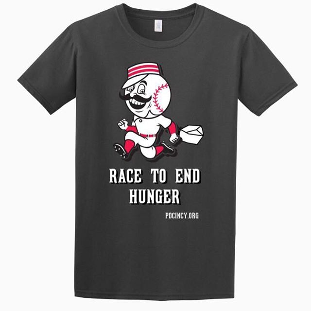 Are you ready for our 5K Walk/Run!? LAST DAY to sign up is on WEDNESDAY, MAY 10Th. Do you really want to pass by an opportunity to help your community and miss out on this AWESOME t-shirt!? Please sign up at pdcincy.org  #5k#racetoendhunger#otr#pdcincy#projectdowntown##5krun#stophunger#feedcincy#endhunger#wintonwoods#run#volunteer#Cincinnati#freetshirt#feedcincy