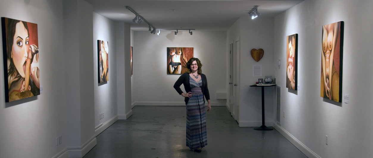 Art Porn, Savannah, March 2015
