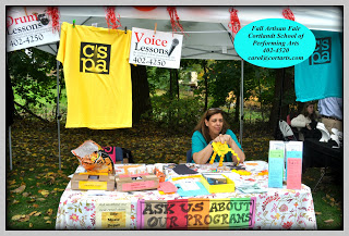 Croton Artisan Market 2012 - One of our first community events!