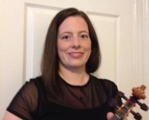 Carrie Brandt, Youth Strings Teacher