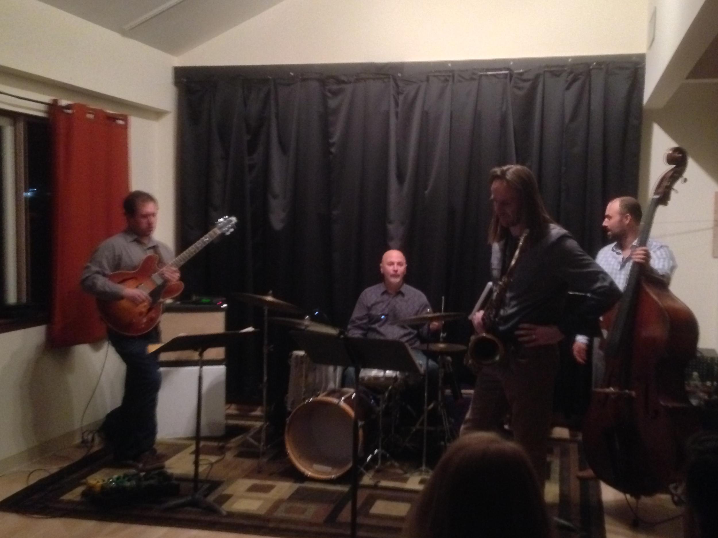 John Arrucci Quartet