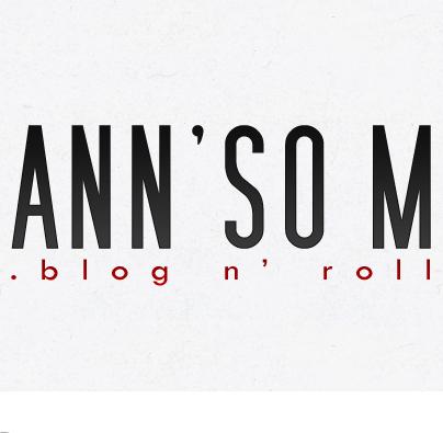 ANN'SO M - PARIS - 09/12/2014