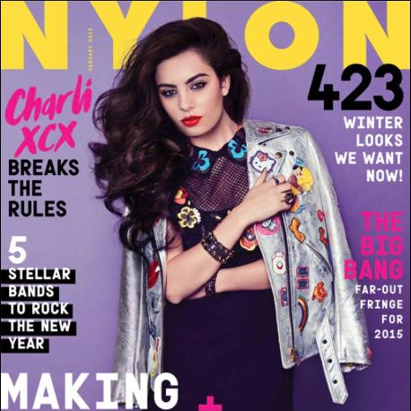 NYLON MAGAZINE - NEW YORK - 14/12/2014