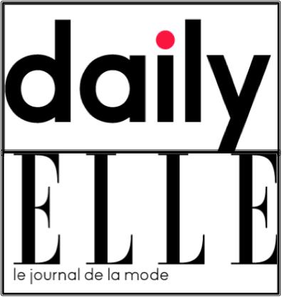 DAILY ELLE - PARIS - 09/12/2014