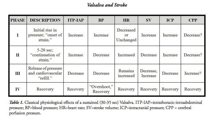 Table detailing each of the four phases of the VM. (#2)