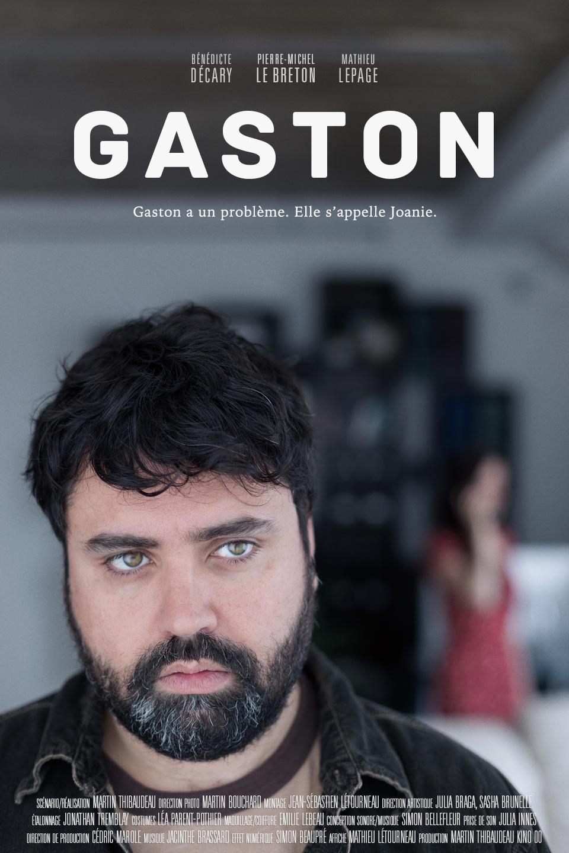 Gaston 2013 -  Martin Tibaudeau