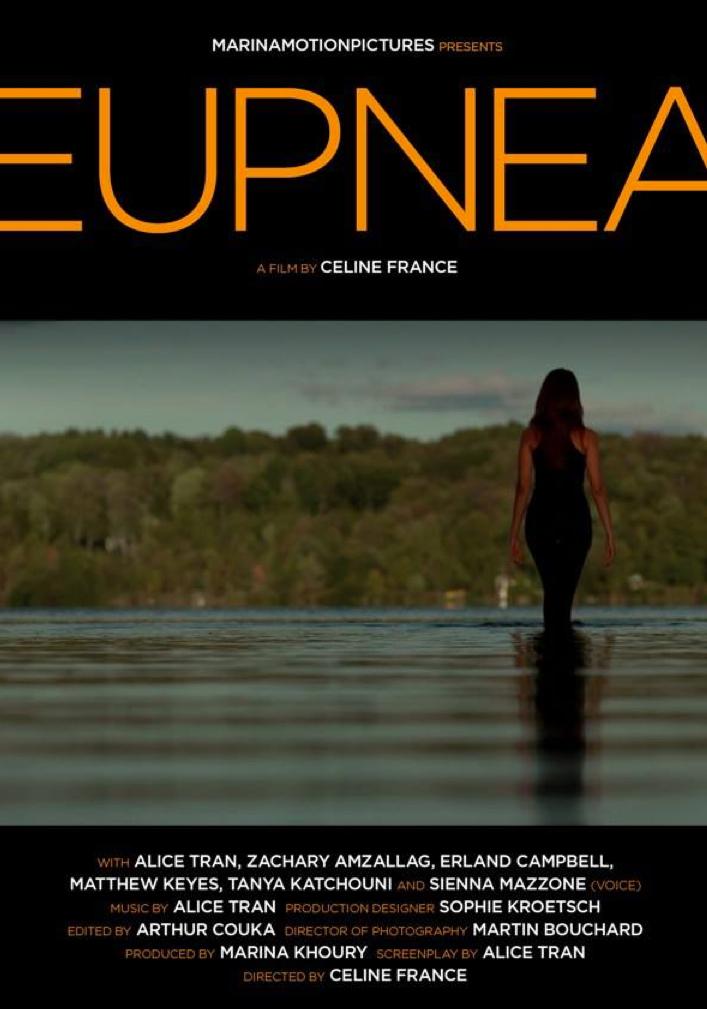 Eupnea 2012 -  Celine France