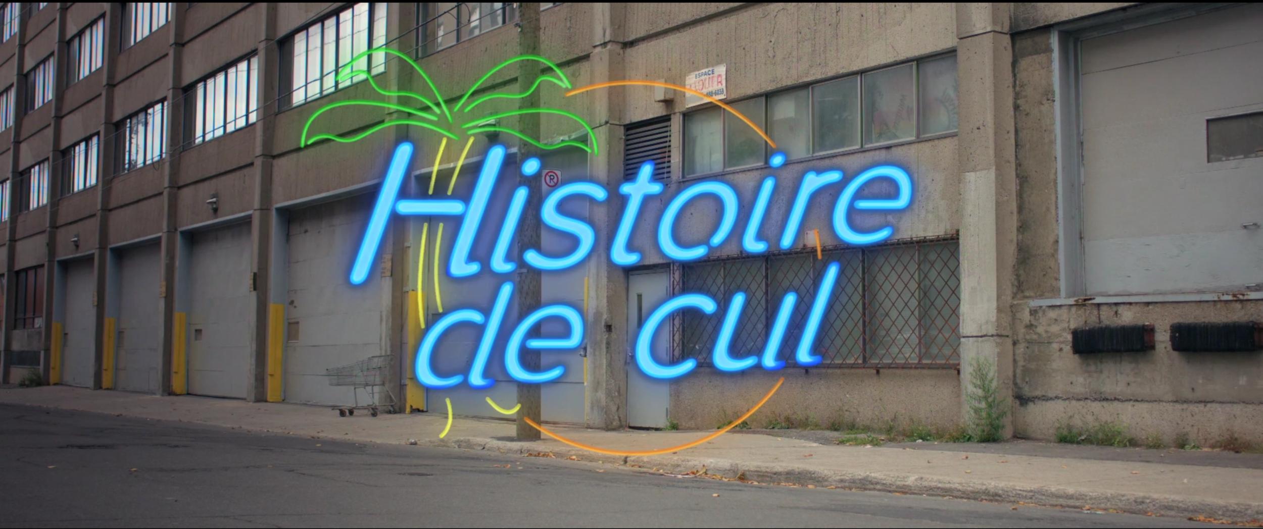 Histoire de cul -  Oliver Sabino