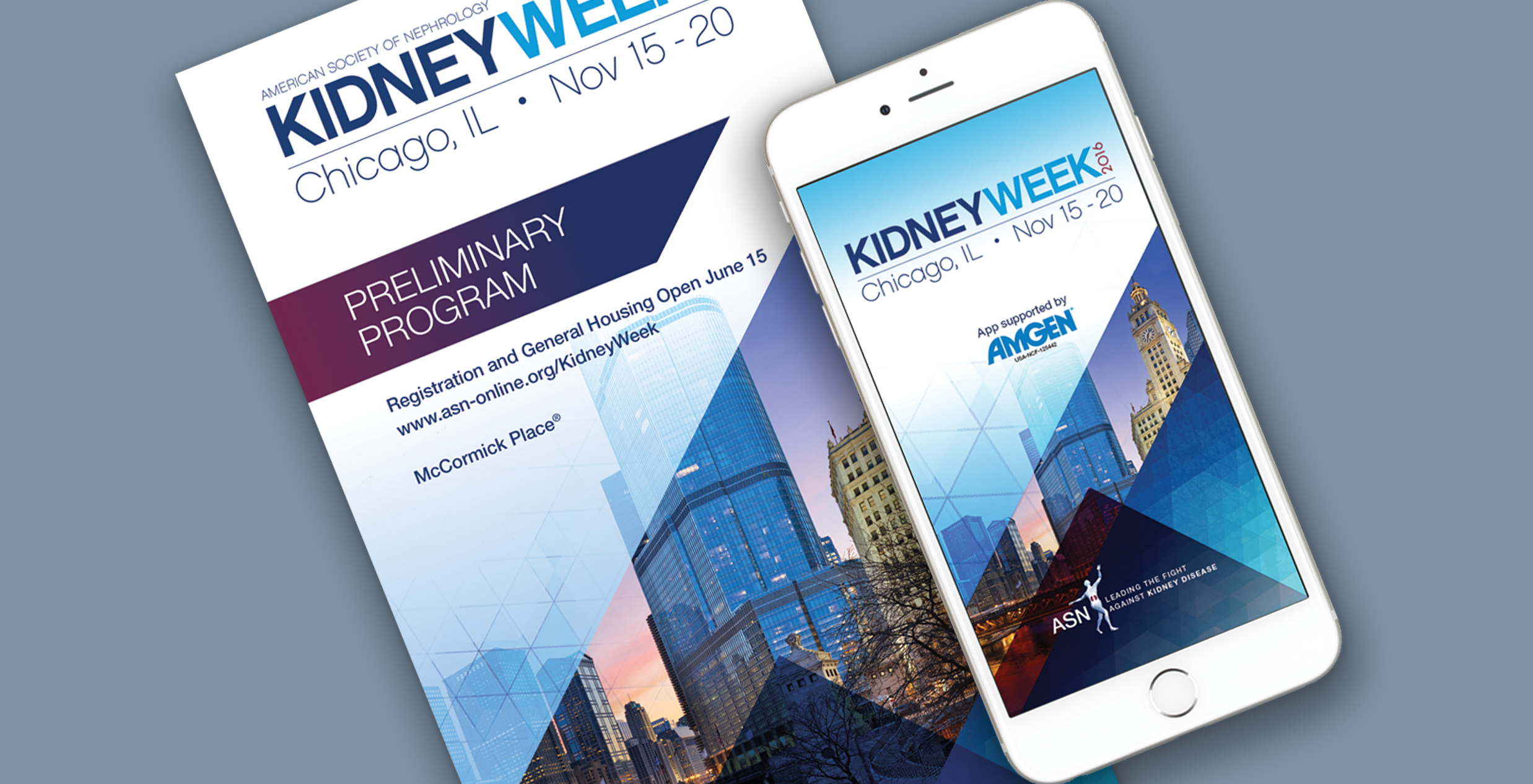 More than 13,000 kidney professionals from across the globe gather every year at Kidney Week. It is the world's premier nephrology meeting, providing participants exciting and challenging opportunities to exchange knowledge, learn the latest scientific and medical advances, and listen to engaging and provocative discussions with leading experts in the field.