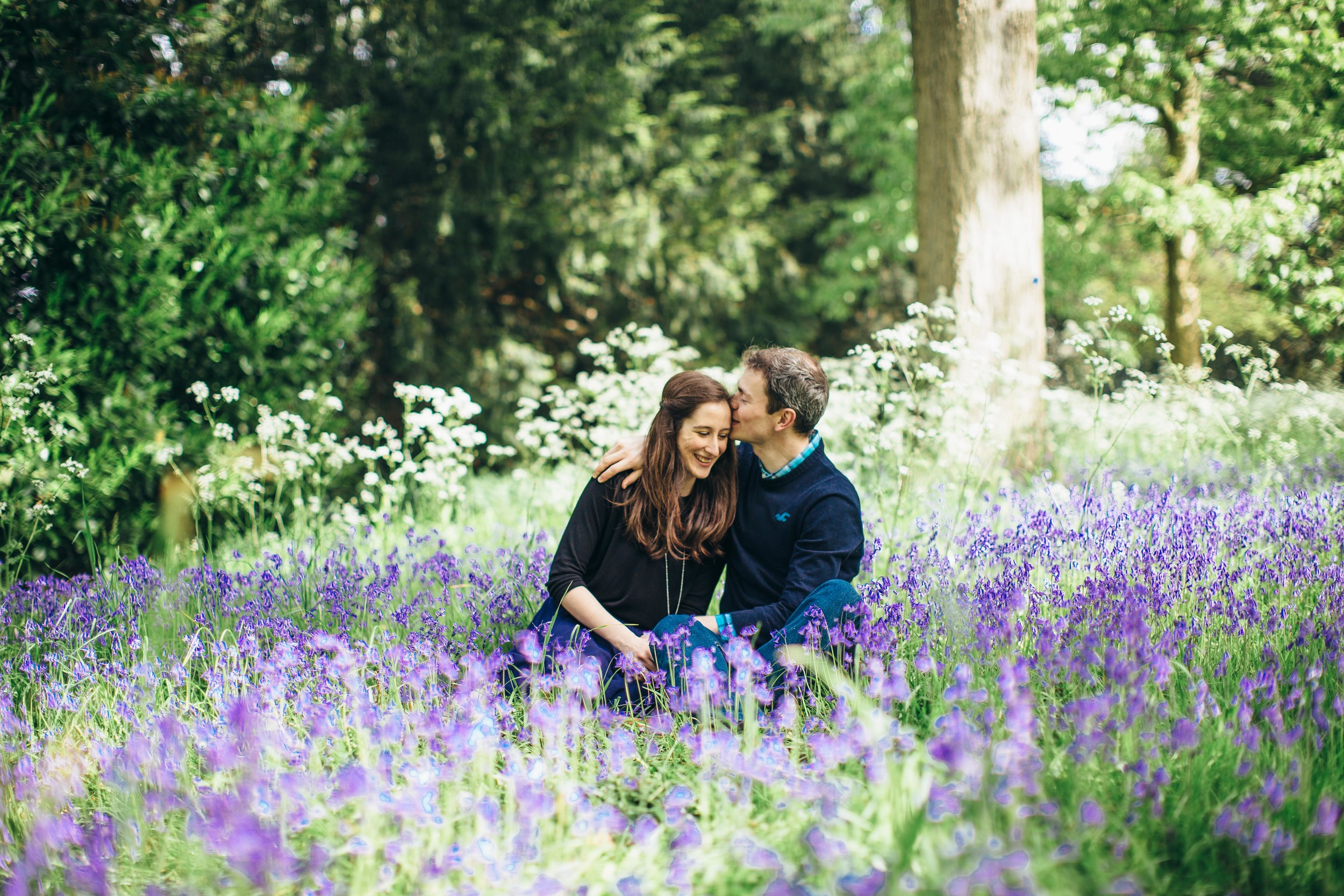Engagement Shoot - Kew Gardens