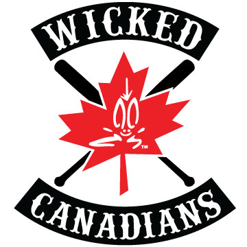 TEAM WICKED Canadians Ball Club