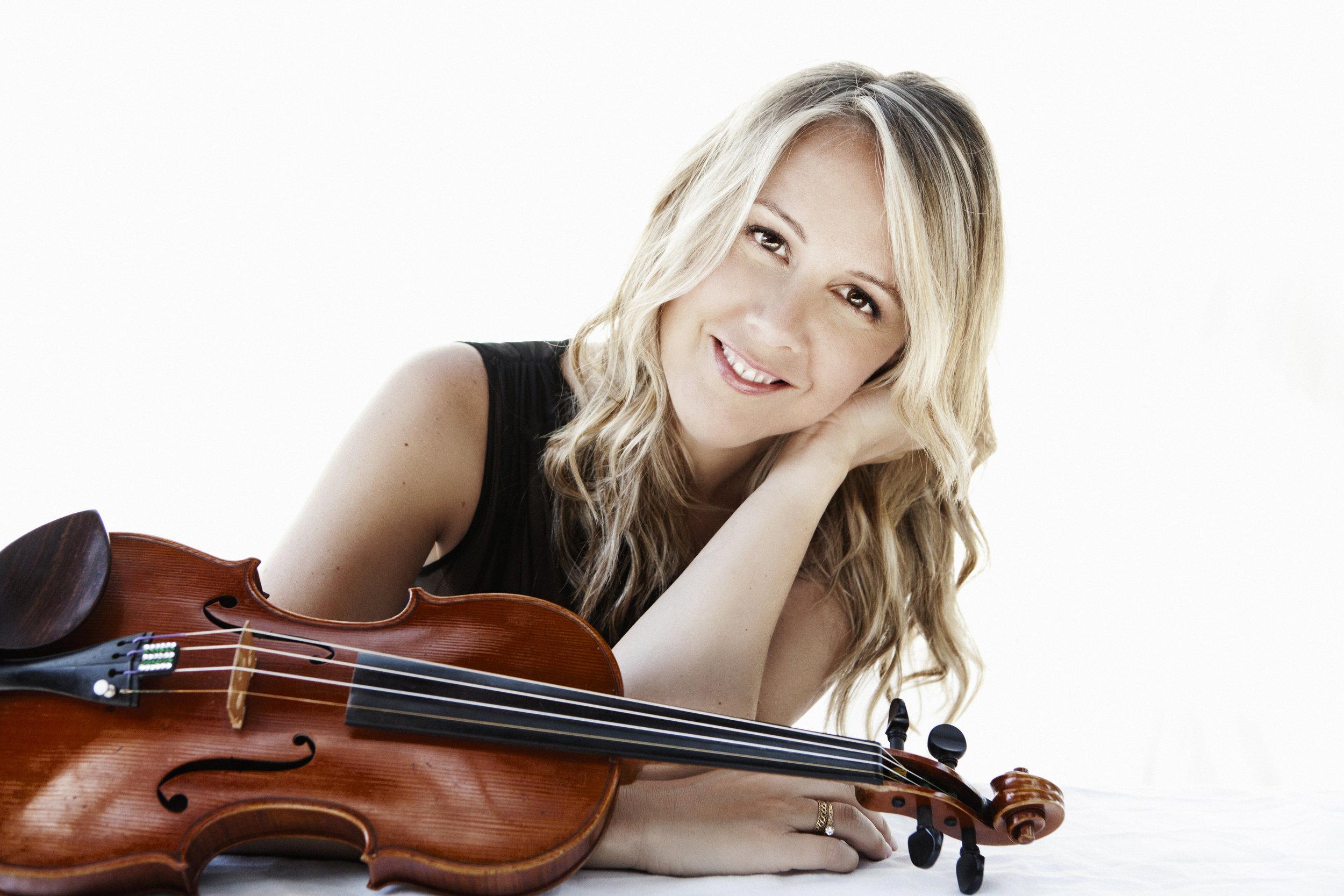 Victoria Paterson, Violinist - 1