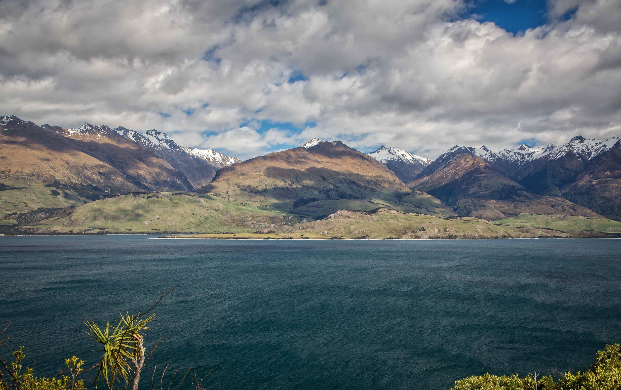 Boundary Creek Scenic Reserve - Lake Wanaka - 24/10/14