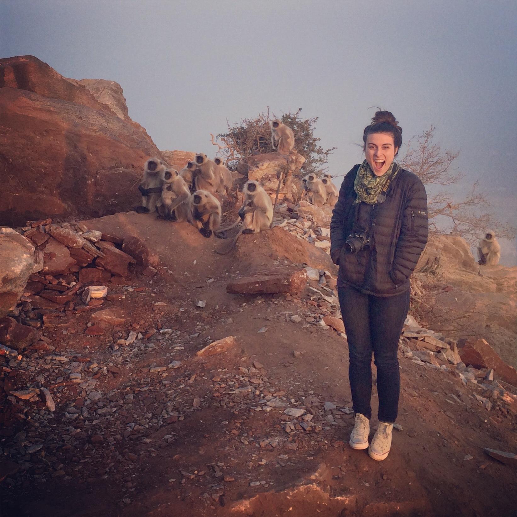 Adventures at Pushkar