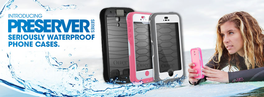 otter box water proof phone case
