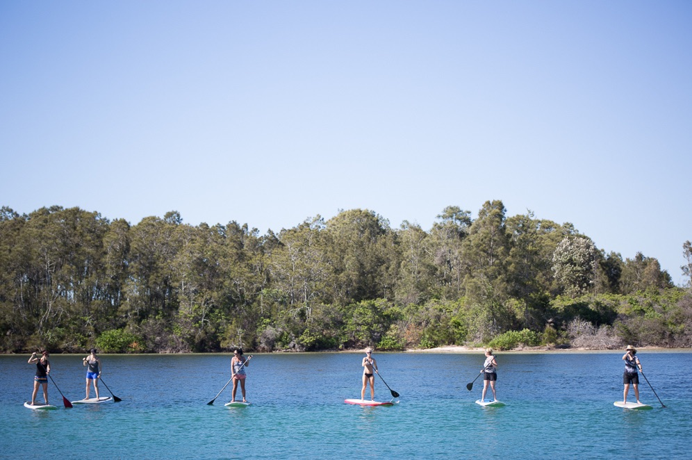 Forster Channel SUP