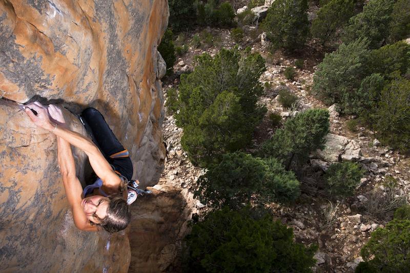 New Zealand climber Mayan Smith Gobat