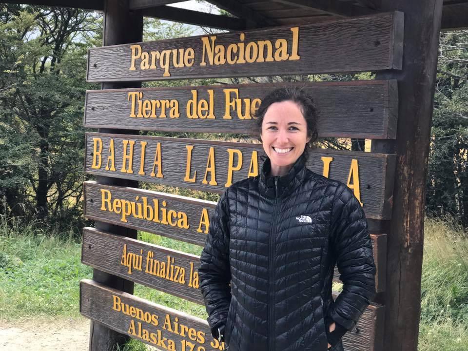 Lucy Barnard - The North Face Adventure Grant Recipient 2017