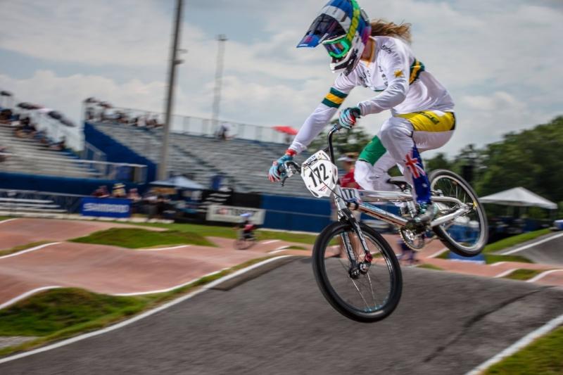 2016 National ChampionLeanna Curtis BMX Australia
