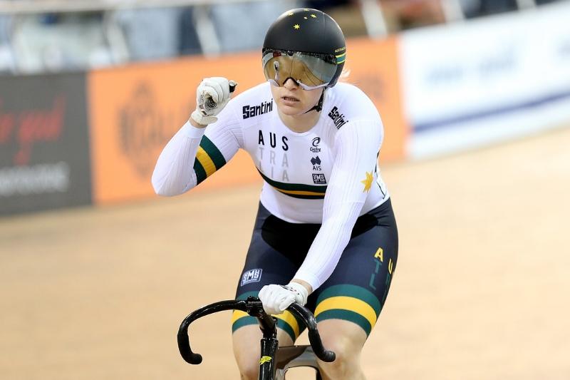 Stephanie Morton- Australian Cycling Team
