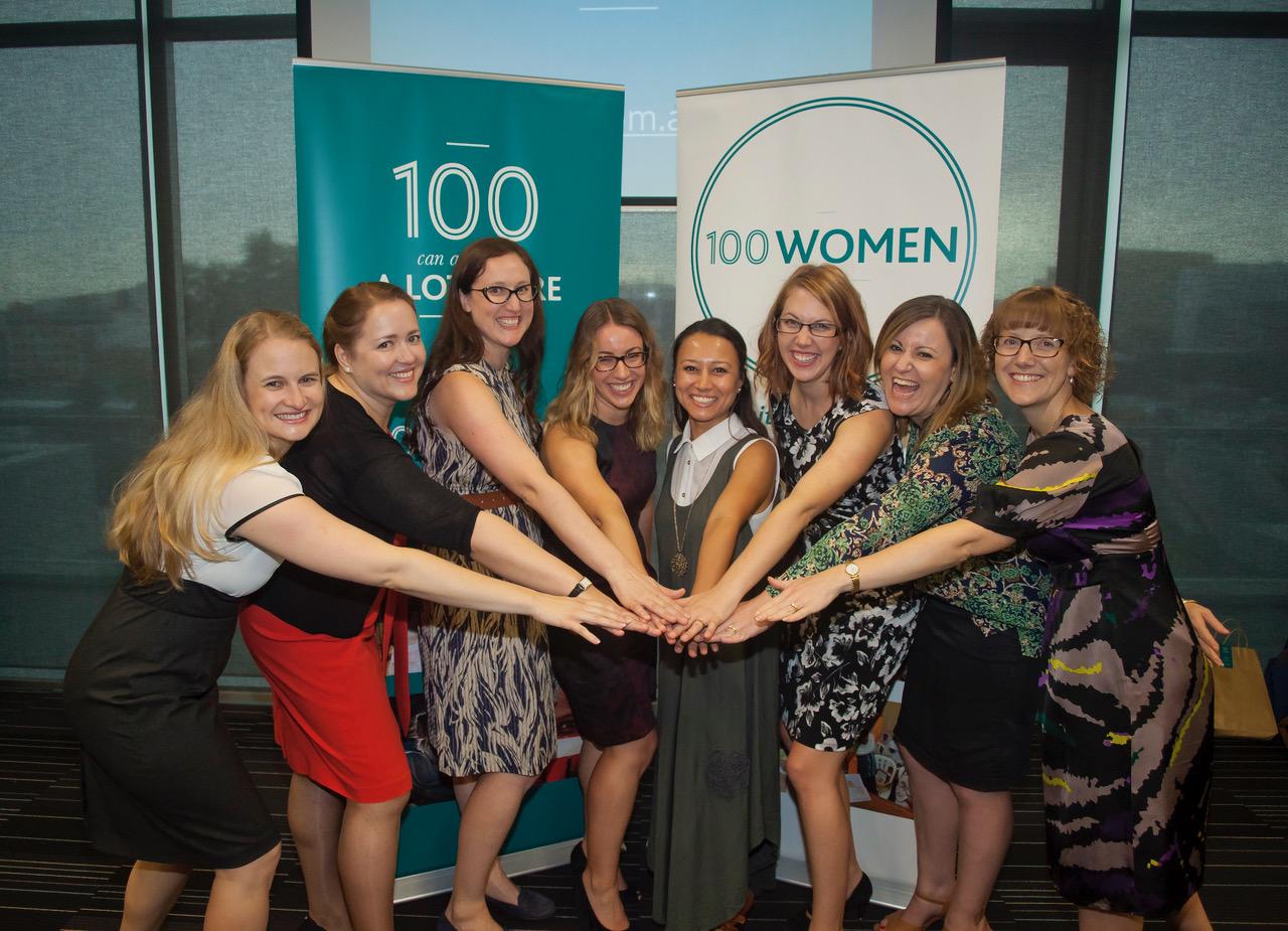 Photo by:  100 Women