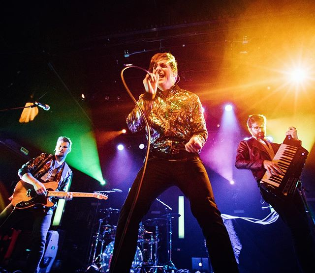 Headed to NYC this weekend and reminiscing on that one time at @irvingplaza with @greatgoodfineok #nostalgiaismyfavoriteemotion
