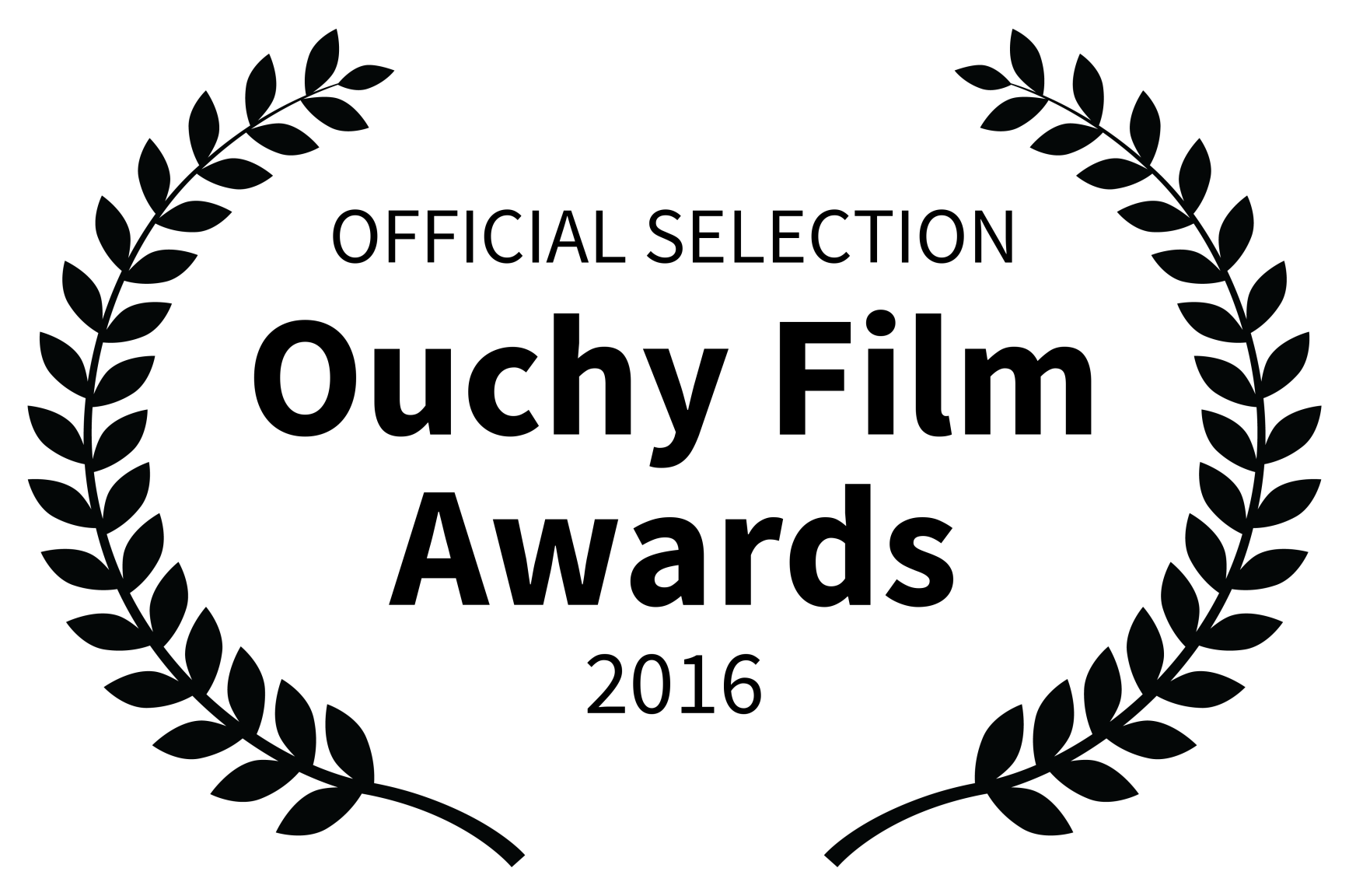 OFFICIAL SELECTION - Ouchy Film Awards - 2016.png