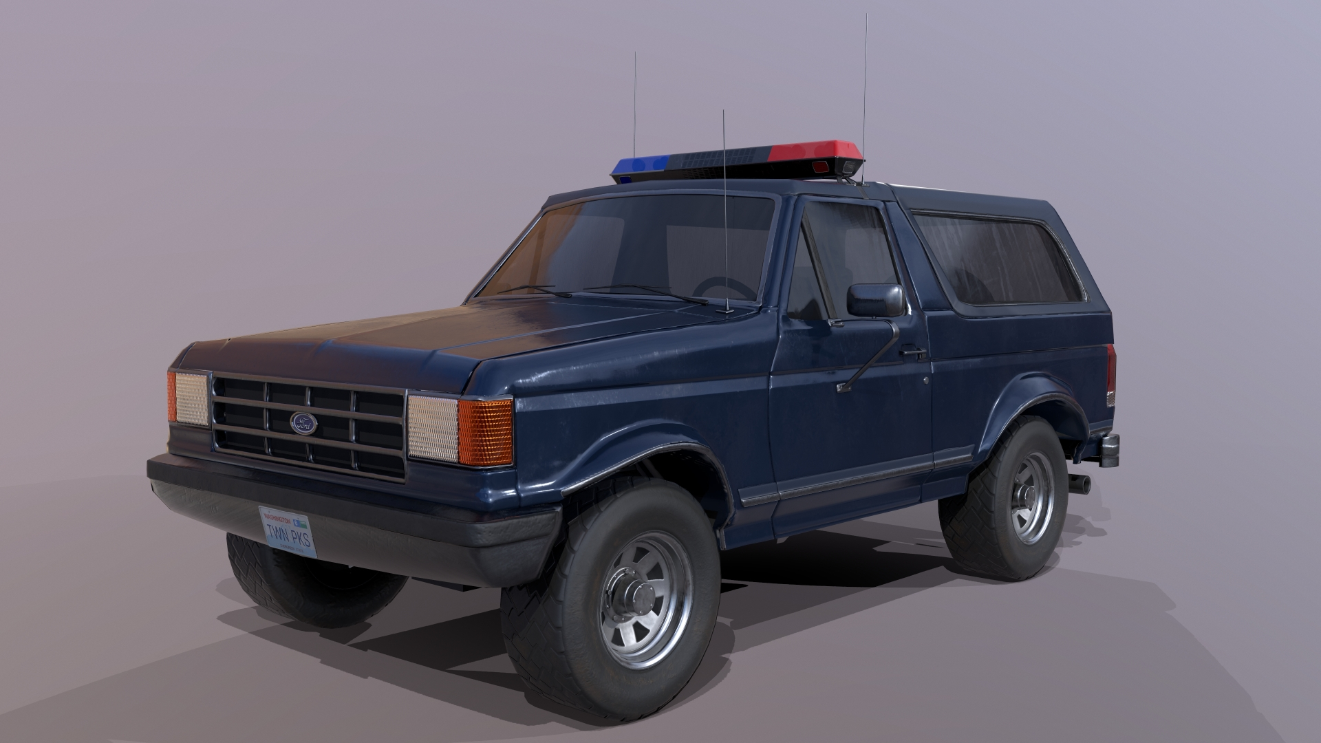 '87 Ford Bronco