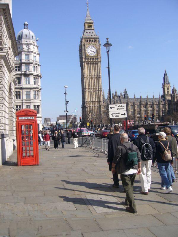 Big Ben etc, London