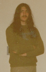 Terry Freedman in 1972