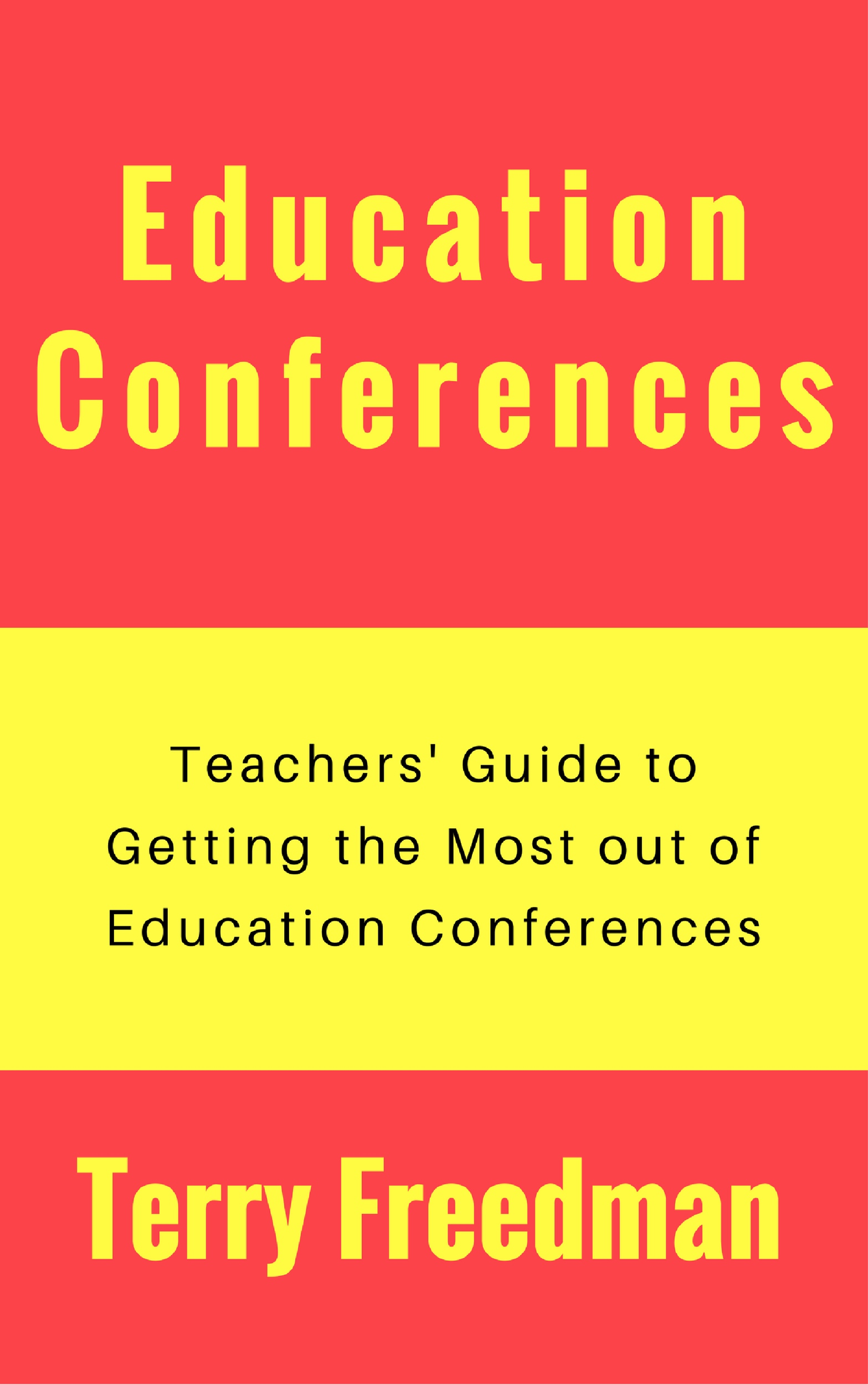 Education Conferences, by Terry Freedman
