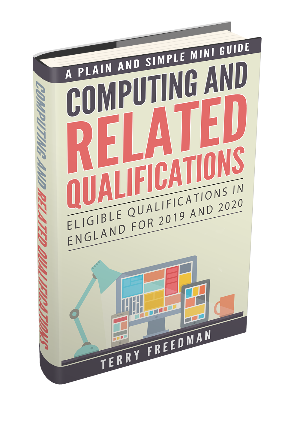 If you're looking for a course in computing or a related area, and you live in England, look no further! This ebook contains over 200 entries all in one place.