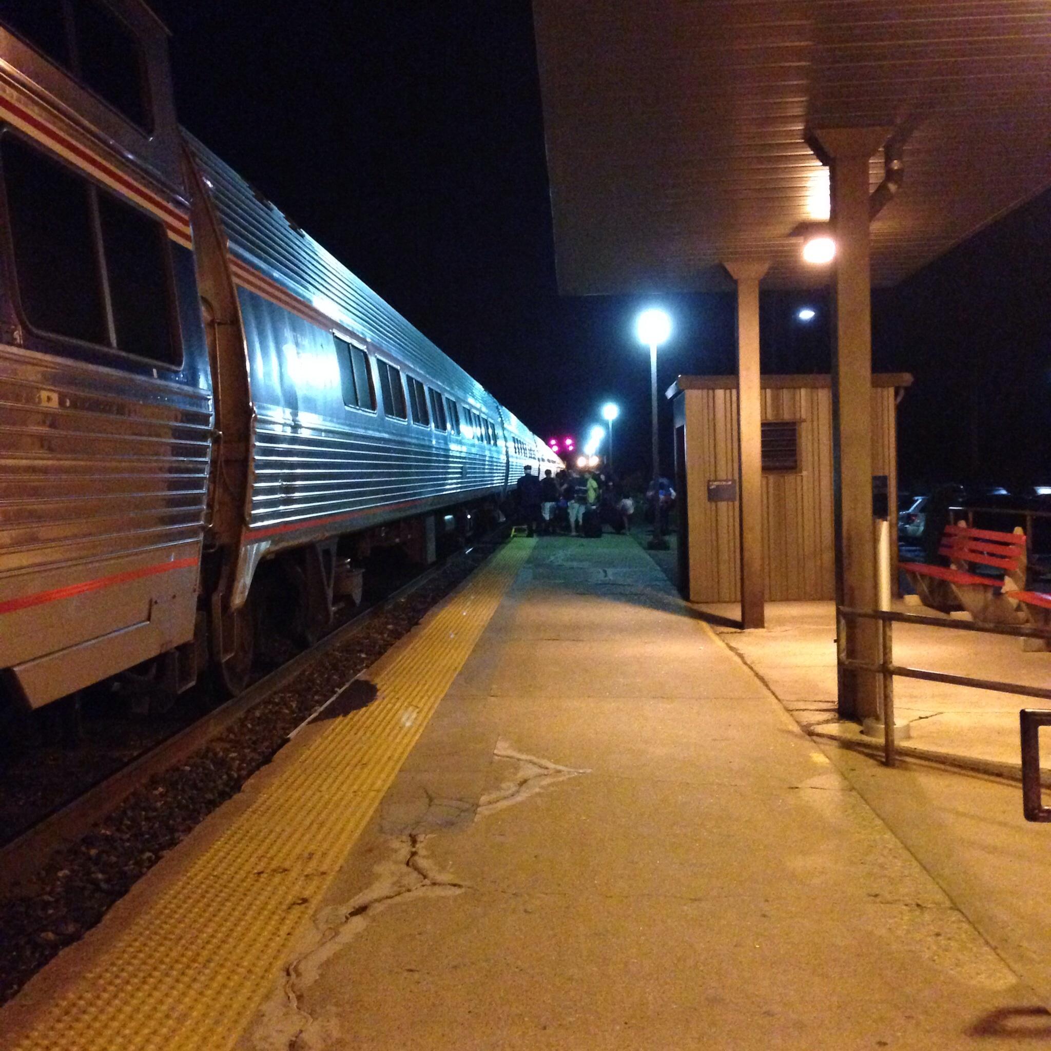 Buffalo Depew Station