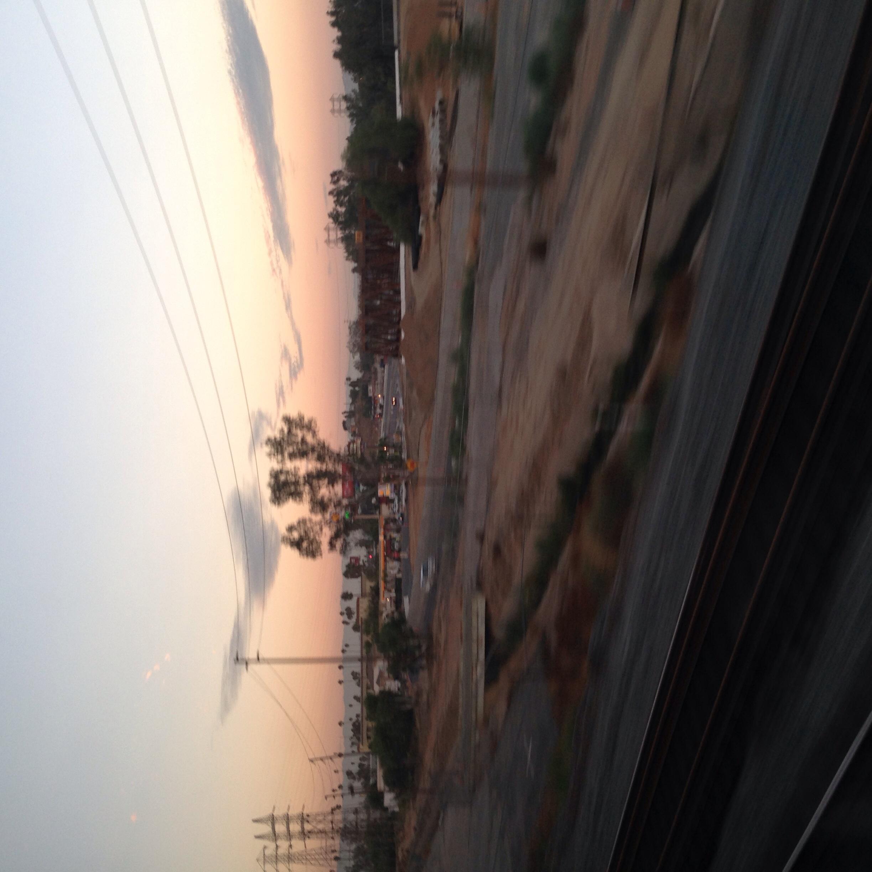 irgendwo zwischen San Bernadino und Riverside