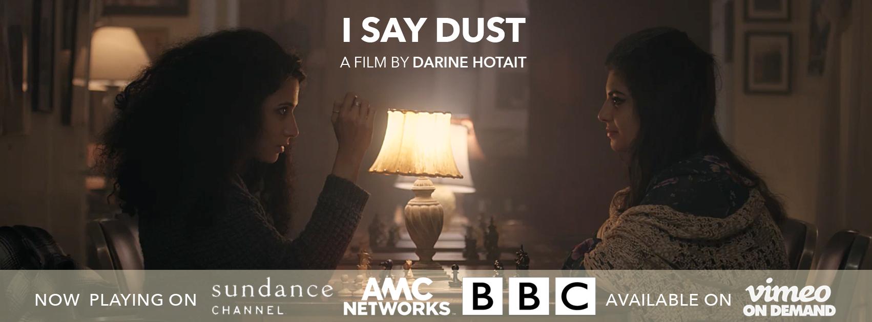I Say Dust broadcast.jpg