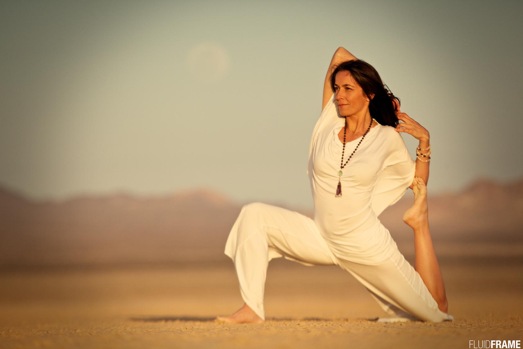 Kia Miller Kundalini Yoga