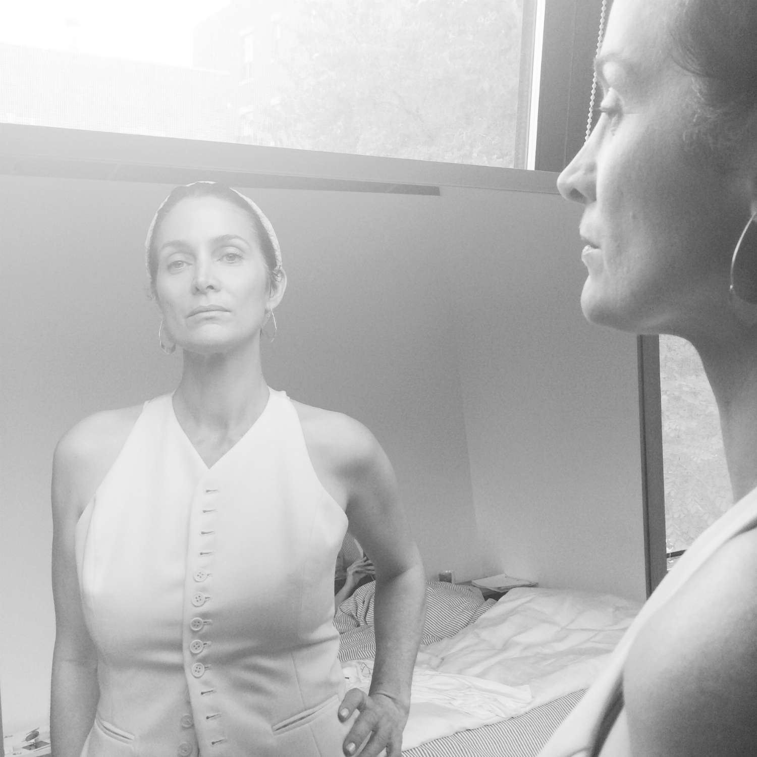 Carrie Anne Moss. Photo by Catherine Just.