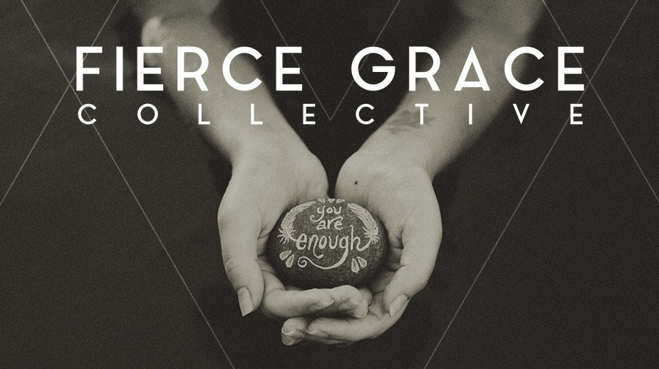 Fierce Grace Collective by Carrie-Anne Moss