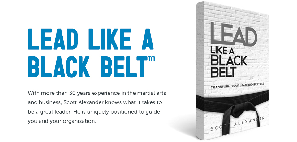 Lead Like a Black Belt