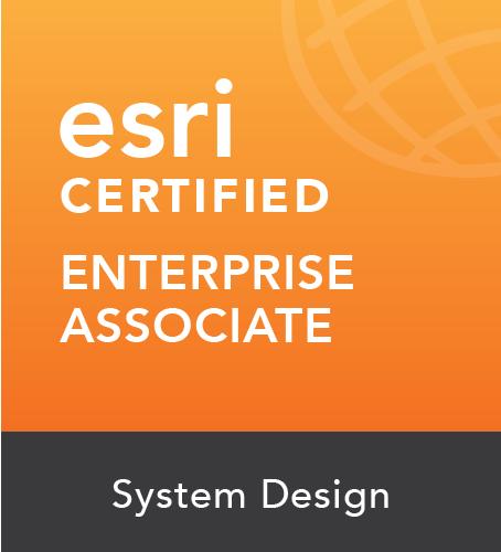 Enterprise System Design Associate 10.5 certificate
