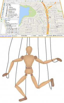 Codependent GIS