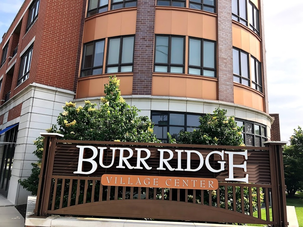 Burr Ridge is home to over 500 businesses occupying more than 6 million square feet of floor area and employing 10,000 plus people.