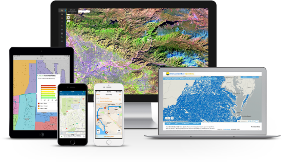 GIS is our first thought, not an afterthought
