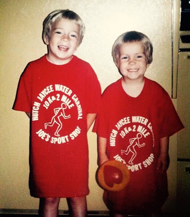 Working on 36+ years of road race t-shirt experience here at Track Club Co. Note: Youth sizes available for the kiddos. #tbt #roadrace #freehaircut #vintagerunning