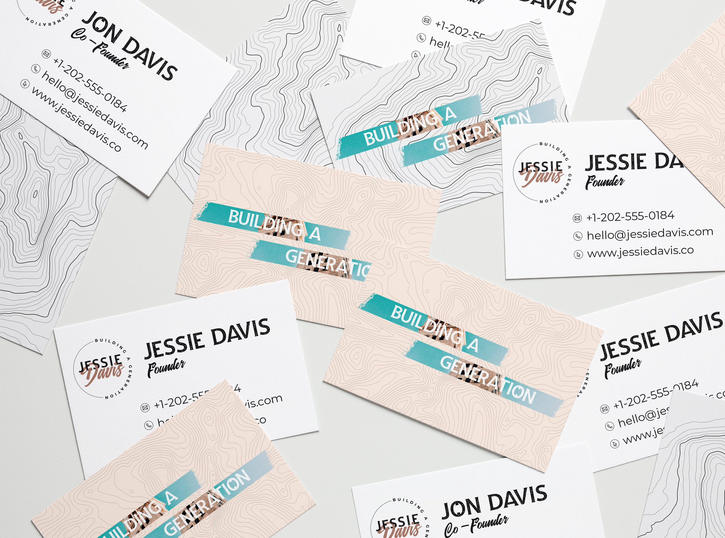 Realistic Business Cards MockUp 4.jpg
