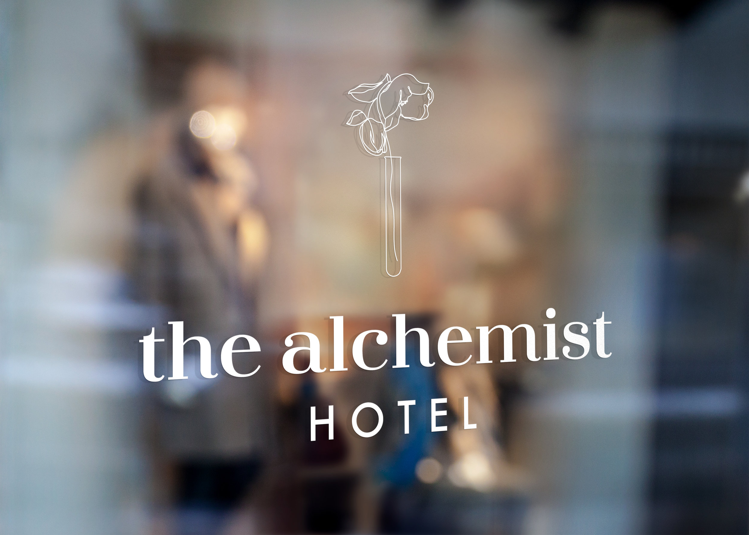 THE ALCHEMIST HOTEL   Design